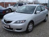 begagnade Mazda 3 bilar