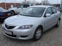brugte Mazda 3 biler