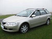 begagnade Mazda 6 bilar