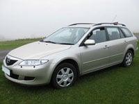 käytetty Mazda 6 auton