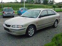 brugte Mazda 626 biler