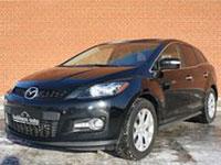 begagnade Mazda CX-7 bilar