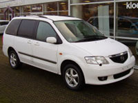 used Mazda MPV cars