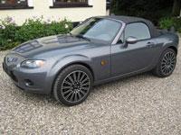 begagnade Mazda MX5 bilar