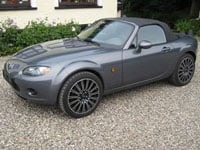 used Mazda MX5 cars