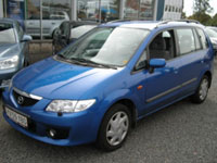 used Mazda Premacy cars