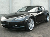 used Mazda RX8 cars