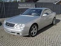 begagnade Mercedes CL-Class bilar
