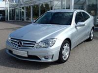 begagnade Mercedes CLC-Class bilar