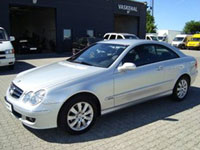 used Mercedes CLK-Class cars