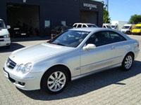 begagnade Mercedes CLK-Class bilar