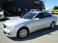 gebrauchte Mercedes CLK-Class Fahrzeuge