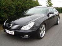 begagnade Mercedes CLS-Class bilar