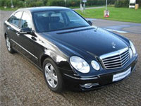 begagnade Mercedes E-Class bilar