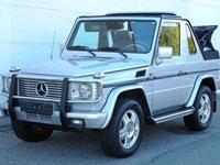 begagnade Mercedes G-Class bilar