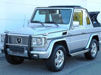 second-hand Mercedes G-Class mașini