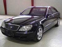 begagnade Mercedes S-Class bilar
