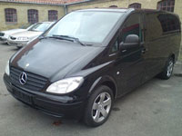second-hand Mercedes Sprinter mașini