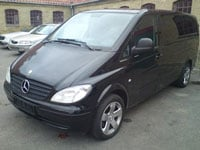 begagnade Mercedes Sprinter bilar