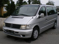 second-hand Mercedes Vito mașini