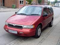 używane Mercury Villager samochody