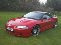 used Mitsubishi Eclipse cars