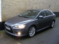 used Mitsubishi Lancer cars