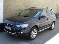 used Mitsubishi Outlander cars
