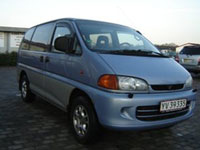 used Mitsubishi Space Gear cars
