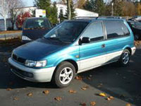 used Mitsubishi Space Runner cars
