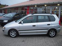 begagnade Mitsubishi Space Star bilar