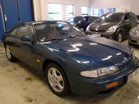 used Nissan 200 SX cars