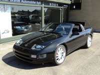 usate Nissan 300 ZX auto