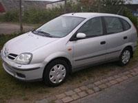 brugte Nissan Almera Tino biler