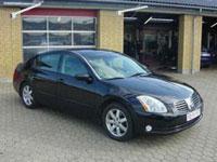 used Nissan Maxima cars