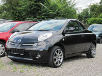 used Nissan Micra C+C cars