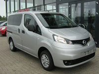 occasions Nissan NV200 autos