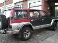 brugte Nissan Patrol biler