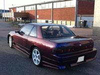 usate Nissan Silvia auto