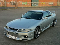 used Nissan Skyline cars