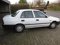 used Nissan Sunny cars