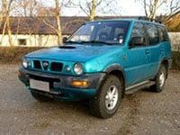 usados Nissan Terrano coches
