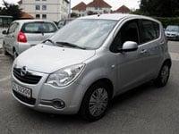 gebrauchte Opel Agila Fahrzeuge