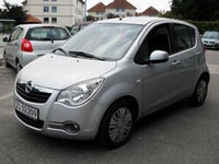 used Opel Agila cars