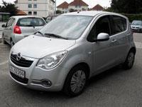 begagnade Opel Agila bilar