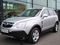 used Opel Antara cars