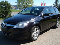 usate Opel Astra auto