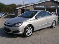 brugte Opel Astra Cabriolet biler