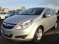 used Opel Corsa cars
