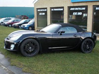 used Opel GT cars